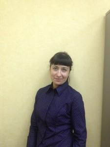 Бухгалтер-ревизор  оперативного учета Каргаполова Светлана Витальевна