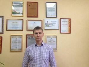 Инженер-энергетик Горяев Антон Владимирович