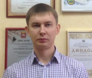 Инженер-энергетик Горяев Антон Владимирович1