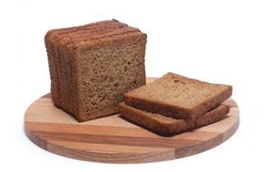 Хлеб «Волшебная рожь»  ржаной тостовый нарезанная часть изделия в упаковке
