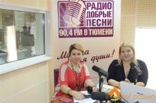 «Радио Добрые песни в Тюмени» поздравляет хлебокомбинат