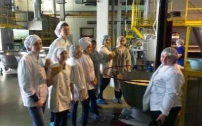 Экскурсия на ООО «Хлебокомбинат Абсолют»