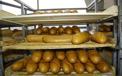 Репортаж с тюменского хлебокомбината.