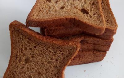 Хлеб «Волшебная рожь» тостовый