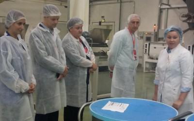 Эксперты конкурса Тюменская марка 2019 в гостях у АБСОЛЮТ