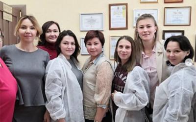 Участники проекта «Мама предприниматель» посетили АБСОЛЮТ